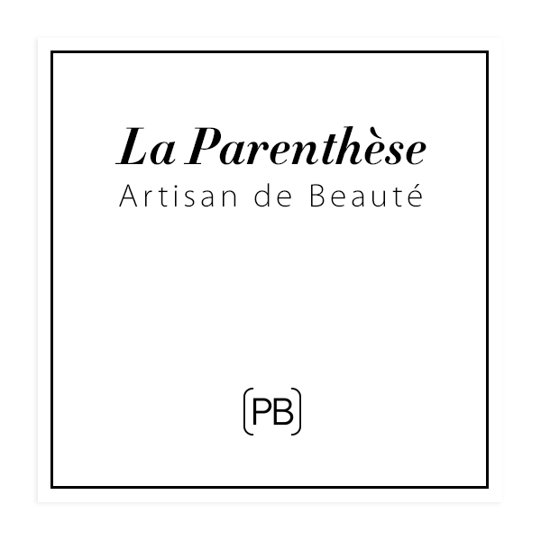Logo La Parenthèse Artisan de Beauté
